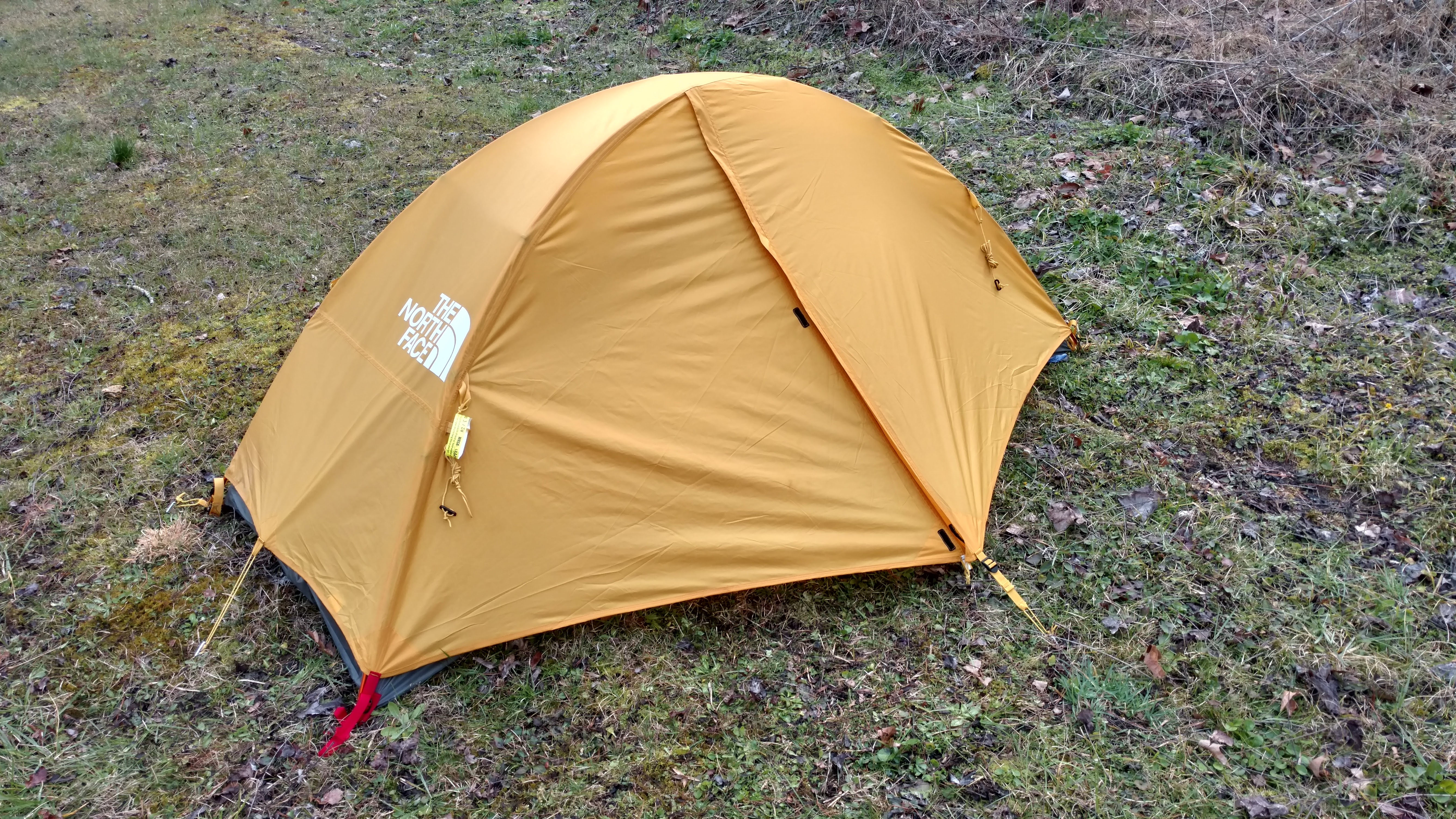 For anyone who appreciates having their own personal space single-person tents are awesome (I am one of these people). Not to mention single-person tents ... & Solitude at its Finest: The North Face Stormbreak 1 Tent u2013 Gear ...